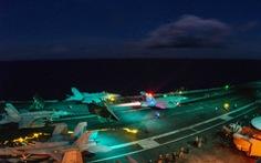 Mỹ bất ngờ hé lộ chi tiết tập trận cả ngày lẫn đêm trên Biển Đông