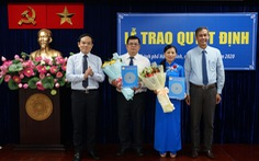 Bổ nhiệm hai phó chủ tịch Ủy ban MTTQ Việt Nam TP.HCM