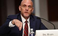 Quan chức y tế Mỹ né tránh dự báo có vắcxin COVID-19 cuối năm nay