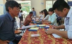 Một hộ dân nhận 12 tỉ đồng tiền thu hồi đất làm sân bay Long Thành