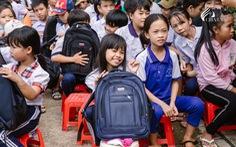 Charme Perfume thắp sáng ước mơ đến trường cho học sinh nghèo tại Cần Giờ