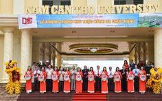 Trường Đại học Nam Cần Thơ: Đa dạng phương thức xét tuyển, cơ hội việc làm cao.