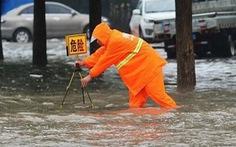 Tối 7-7, Trung Quốc phát cảnh báo mưa mức cao nhất đầu tiên năm 2020