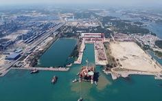 Đóng tàu Dung Quất đã vượt 'bão' COVID-19 thế nào?