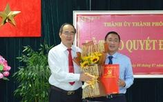 Giám đốc Sở Công thương Phạm Thành Kiên làm bí thư Quận ủy quận 3