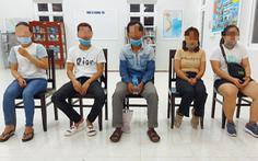 Bắt giữ 11 người nhập cảnh trái phép từ Campuchia về Việt Nam