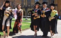 Úc nới lỏng điều kiện cấp thị thực việc làm sau tốt nghiệp cho sinh viên quốc tế