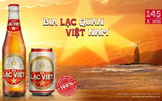 Bia Lạc Việt viết tiếp hành trình 145 năm của SABECO