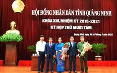 Quảng Ninh có tân phó chủ tịch tỉnh từng là nhà báo