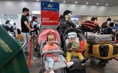 'Chuyến bay đặc biệt' chở hơn 280 người Việt Nam từ Nga về Cần Thơ