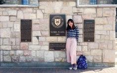 4 năm đại học, đi 3 nước bằng học bổng trao đổi sinh viên