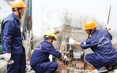 Hạn chế khai thác nước ngầm để giảm ngập