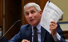 Chuyên gia dịch tễ Anthony Fauci: Thảo mộc không làm tăng cường miễn dịch