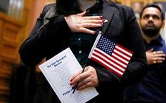 Người Mỹ bỏ quốc tịch tăng kỷ lục, cao gấp đôi năm 2019