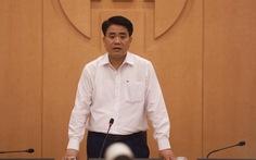 Thành ủy Hà Nội lập 16 đoàn kiểm tra đột xuất về phòng chống COVID-19