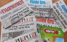 Lộ trình sắp xếp các cơ quan báo chí trực thuộc Thành ủy, UBND TP.HCM