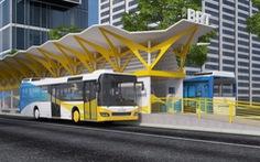 Ngân hàng Thế giới thúc tiến độ dự án xe buýt nhanh BRT ở TP.HCM