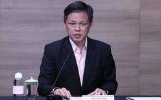 Bộ trưởng Singapore: 'Thế giới trước COVID-19 không bao giờ quay lại nữa'