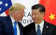 Tổng thống Trump: 'Lâu rồi, tôi không nói chuyện với ông Tập'