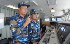 Trên tàu chiến hiện đại của 'lữ đoàn thép' 162