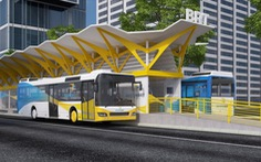 TP.HCM kiến nghị lùi dự án xe buýt nhanh BRT thêm 3 năm