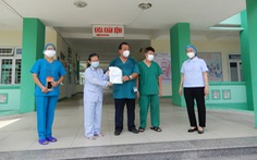Hai bệnh nhân ở Quảng Ngãi, 1 ở Đà Nẵng được công bố khỏi COVID-19
