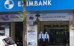 Phòng giao dịch Eximbank liên quan người nhiễm COVID-19 được mở lại