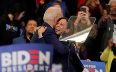 Ông Biden chọn phụ nữ làm cấp phó, ông Trump nói gì?