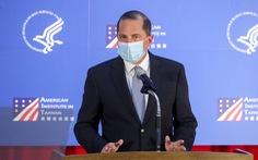 Bộ trưởng y tế Mỹ chỉ trích: Dịch tệ hại như hiện nay là do Trung Quốc