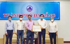 Tập đoàn PPC An Thịnh trao vật tư trị giá 2 tỉ đồng cho TP Đà Nẵng