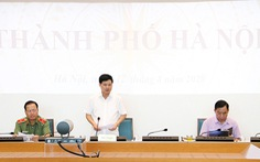 Phó chủ tịch Hà Nội: 'Ca COVID-19 mới không liên quan Đà Nẵng, chưa rõ nguồn lây'