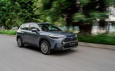 Toyota tiếp tục quyết tâm 'xanh hóa' với Corolla Cross hybrid