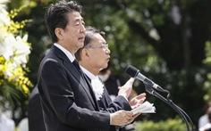 Hai bài phát biểu giống nhau 93% của Thủ tướng Nhật đang gây... tổn thương?