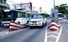Trạm thu phí ngay cửa ngõ Sài Gòn: Quá hạn dỡ bỏ 2 tuần vẫn trơ trơ