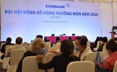 Sau nhiều lần hoãn liên tục, Eximbank tổ chức gộp đại hội cổ đông năm 2020 và 2021