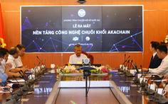 Bộ Thông tin và truyền thông ra mắt nền tảng số Make in Vietnam - akaChain