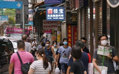 Hong Kong khó vì nhãn 'made in China'