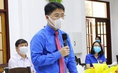 Ông Phạm Hồng Sơn tái đắc cử bí thư Quận ủy quận Phú Nhuận