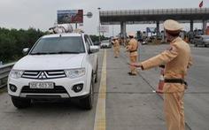 Hà Nội phân luồng giao thông phục vụ quốc tang nguyên Tổng bí thư Lê Khả Phiêu