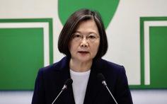 Bà Thái Anh Văn theo đuổi 'mối quan hệ an ninh mang tính xây dựng' với Mỹ