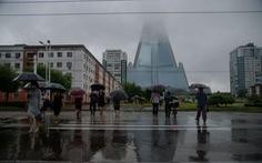 Lũ lụt đe dọa lò phản ứng hạt nhân của Triều Tiên?