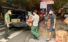 Quảng Trị gọi, Đà Nẵng đáp lời, từng đoàn xe thiện nguyện nối nhau trong đêm