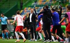 HLV Leipzig Julian Nagelsmann: 'Chúng tôi sẽ uống bia rồi mới nghĩ về PSG'