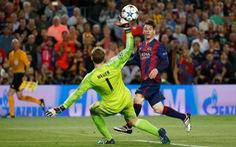 Tứ kết Champions League: 'Hùm xám' đối đầu 'ngọn núi' Messi