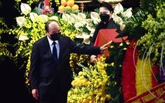 Hai ngày quốc tang, tưởng nhớ và tiễn biệt nguyên Tổng bí thư Lê Khả Phiêu