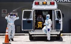 Mỹ ghi nhận số người chết vì COVID-19 cao nhất trong 2 tuần
