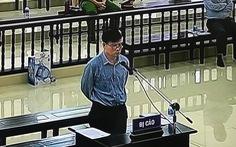 Bị cáo Trương Duy Nhất hầu tòa phúc thẩm