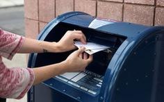 USPS cảnh báo phiếu bầu tổng thống có thể bị gửi chậm tại 46 bang