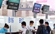 Thay đổi quầy thủ tục ở Nội Bài, hành khách lưu ý gì?