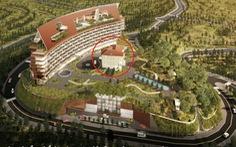 Đà Lạt đổi mảng xanh khu đất vàng đồi Dinh lấy khách sạn?